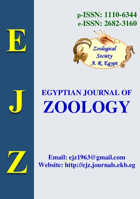Egyptian Journal of Zoology